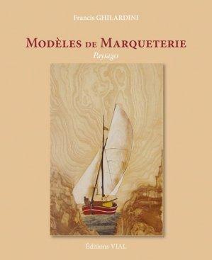 Modèles de Marqueterie Paysages - vial - 9782851011466 -