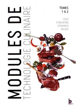 Modules de technologie culinaire - bpi - best practice inside  - 9782857087007 -