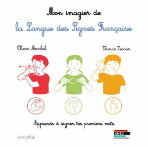 Mon Imagier de la Langue des Signes Française - circonflexe - 9782878336146 -