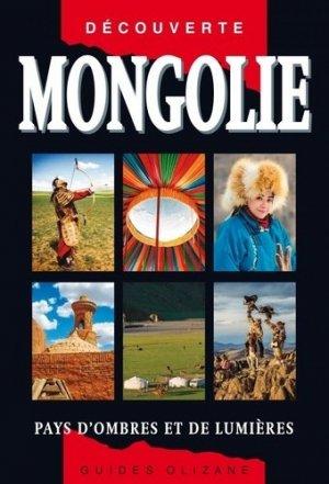 Mongolie. Pays d'ombres et de lumières - Olizane - 9782880864972 -