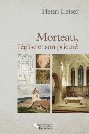 Morteau, l'église et son prieuré - du belvédère - 9782884192934 -