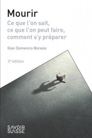 Mourir - ppur -  presses polytechniques et universitaires romandes - 9782889154074 -