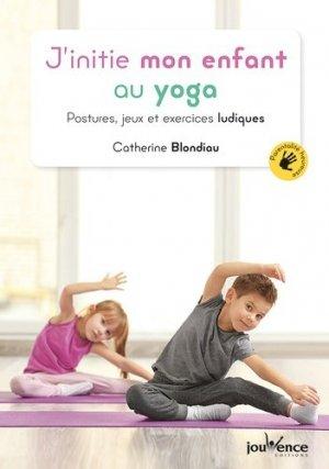 Mon enfant pratique le yoga - Jouvence - 9782889532216 -