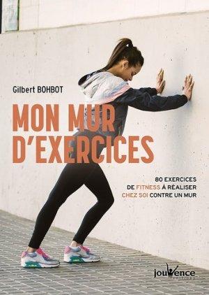 Mon mur d'exercices - jouvence - 9782889532544 -