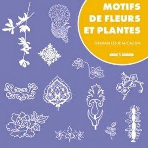 Motifs de fleurs et plantes - Art et Images - 9782913952409 -
