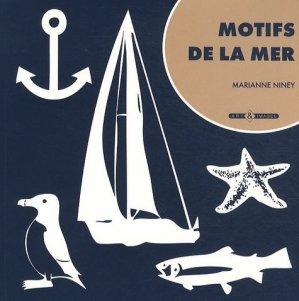 Motifs de la mer - Art et Images - 9782913952454 -