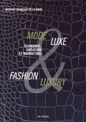 Mode & Luxe / Fashion & Luxury - ifm / regard - 9782914863292 -
