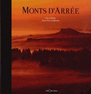Monts d'Arrée - Editions Géorama - 9782915002515 -