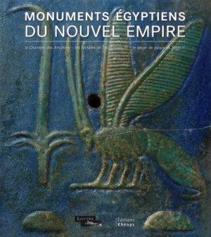 Monuments égyptiens du Nouvel Empire - kheops - 9782916142067 -