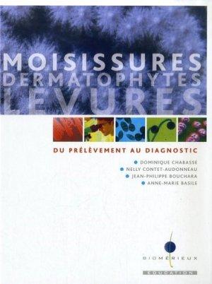 Moisissures dermatophytes levures - biomerieux - 9782917162040 -