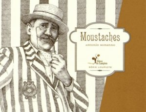 Moustaches - Editions du Lampion - 9782917976357 -