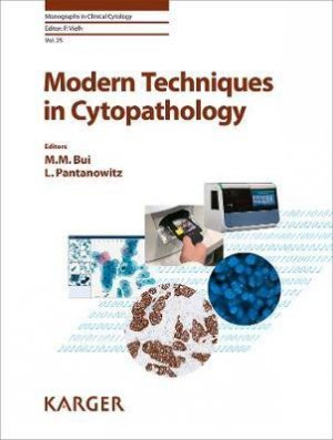 Modern Techniques in Cytopathology - karger  - 9783318065756 -