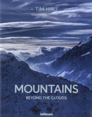 Mountains. Beyond the clouds, Edition français-anglais-allemand - teNeues - 9783961712205 -