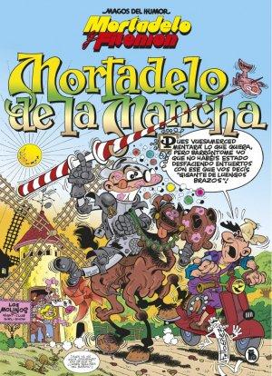 MORTADELO DE LA MANCHA  - BRUGUERA - 9788402422385 -