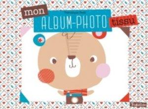 Mon album-photo tissu - Tourbillon - 9791027602261 -