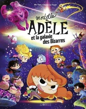 Mortelle Adèle et la galaxie des Bizarres - tourbillon - 9791027609185 -