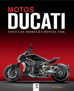 Motos Ducati, tous les modèles - etai - editions techniques pour l'automobile et l'industrie - 9791028301729 -