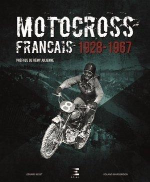 Motocross français 1928-1967 - etai - editions techniques pour l'automobile et l'industrie - 9791028301972 -
