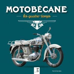 Motobecane, les quatre-temps - etai - editions techniques pour l'automobile et l'industrie - 9791028303730 -