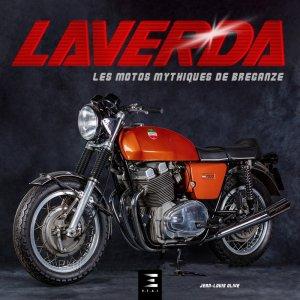 Motos Laverda - etai - editions techniques pour l'automobile et l'industrie - 9791028303860 -