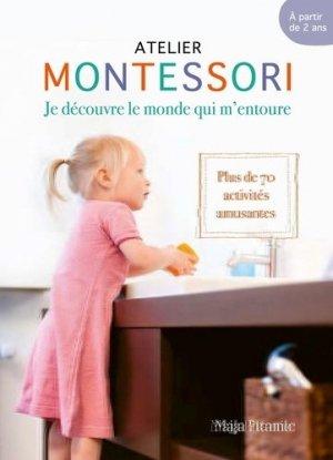 Montessori - Des acquis pour la vie - marie claire - 9791032303832
