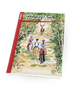 Mon cahier de cavalier nature poney - federation francaise d'equitation - 9791095279235 -