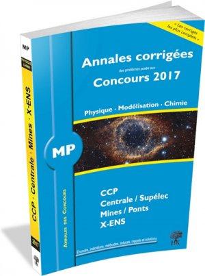 MP Physique Modélisation Chimie-h et k-9782351413432