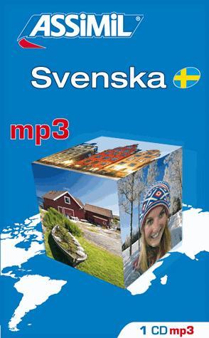 MP3 - Le Suédois - Svenska - Débutants et Faux-débutants - assimil - 9782700517378 -