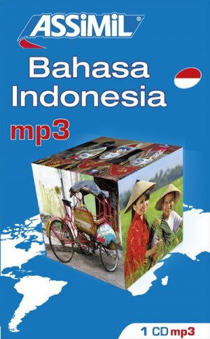 MP3 - L'Indonésien - Bahasa Indonesia - Débutants et Faux-débutants - assimil - 9782700517675