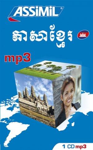 MP3 - Le Khmer - Débutants et Faux-débutants - assimil - 9782700517859 -