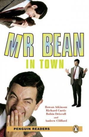 Mr Bean in Town - pearson - 9781405881678 -