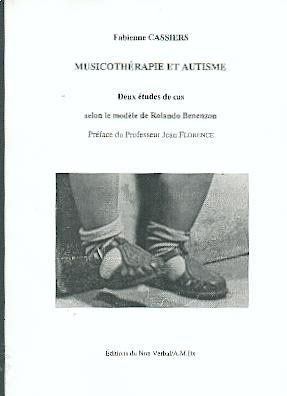 Musicothérapie et autisme - du non verbal - 9782906274532 -