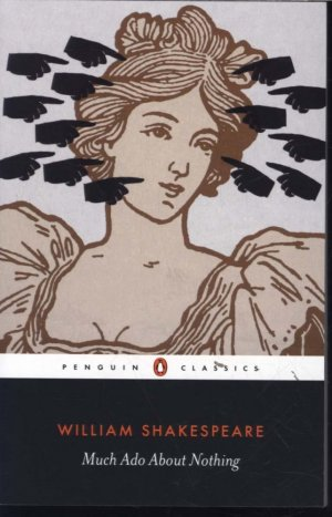 MUCH ADO ABOUT NOTHING  - PENGUIN - 9780141396590 -