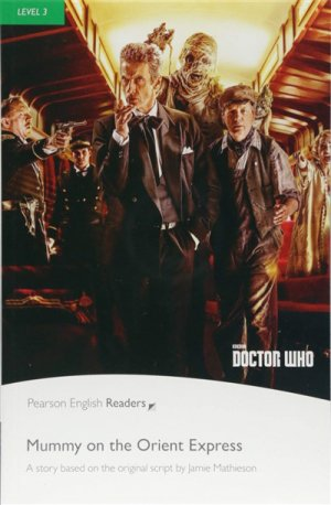 Mummy on the Orient Express - pearson - 9781292205830 -