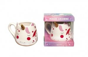 Mug magic licorne - Hachette - 9782017864080 -
