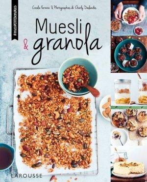 Muesli & granola - Larousse - 9782035929969 -