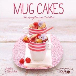 Mug Cakes - solar - 9782263065019 -