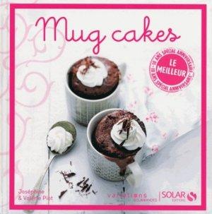 Mug cakes - solar - 9782263068140 -
