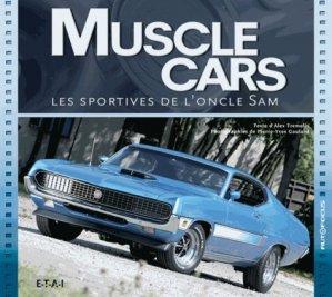 Muscle cars - etai - editions techniques pour l'automobile et l'industrie - 9782726897140 -