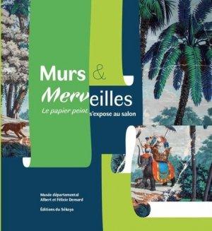 Murs & merveilles - du sekoya - 9782847511550 -