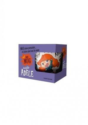 Mug Mortelle Adèle - Tourbillon - 9791027609437 -