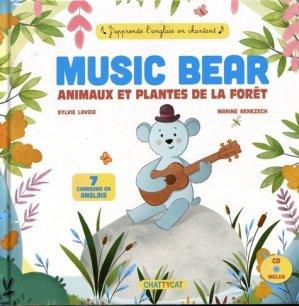 Music Bear - Chattycat - 9791096106332 -