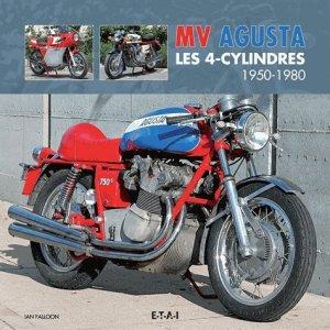 MV Agusta - etai - editions techniques pour l'automobile et l'industrie - 9782726896303 -