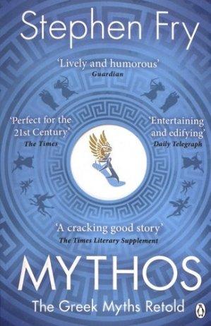 Mythos - penguin - 9781405934138 -