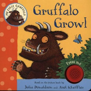 Gruffalo Growl - macmillan - 9781509815258 -