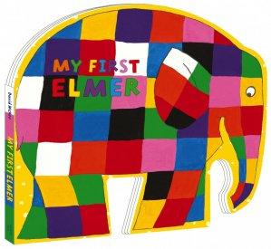 My First Elmer - andersen press - 9781783446773 -