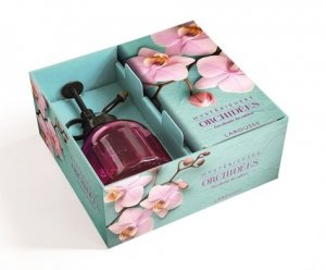 Mystérieuses orchidées - larousse - 9782035886620