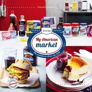 My American Market. Des produits en direct des USA - Larousse - 9782035895370 -