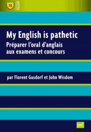 My English is pathetic - puf - presses universitaires de france - 9782130607380 -