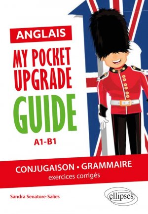 My pocket upgrade guide Anglais - ellipses - 9782340035553 -